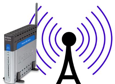 Настройка WIFI на модеме DSL G604T