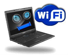 Подключение ноутбука к WIFI сети