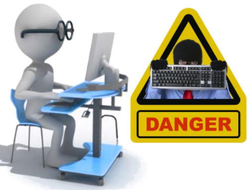 Как защититься от заражения «вирусом» в Интернете