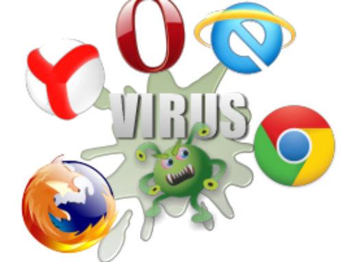 Удаление вирусной рекламы в браузере