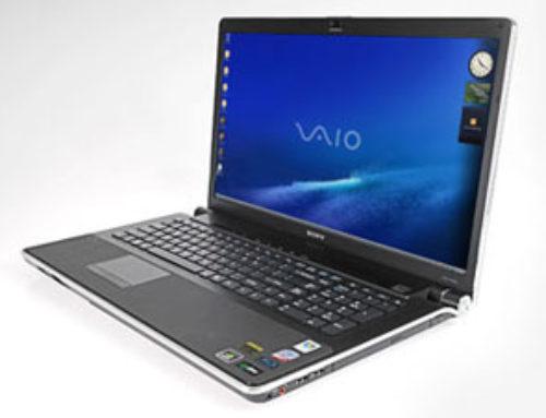 Обзор ноутбука Sony VAIO AW Series (VGN-AW180YQ)