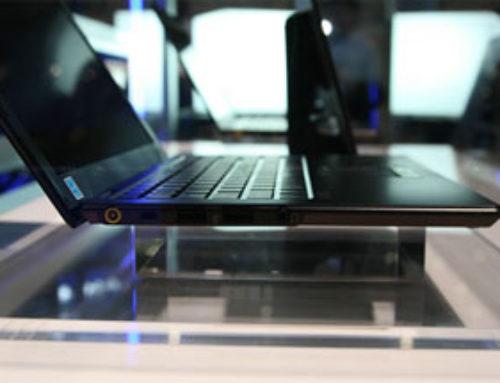 Sony Vaio X краткий тест и поверхностный осмотр