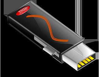 Восстановление данных USB флешек
